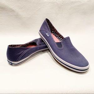 Keds NWOT Blue Shoes